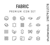 premium pack of fabric line...