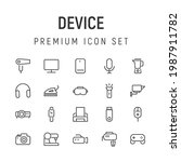 premium pack of device line...