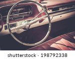 Steering Wheel And Dashboard ...
