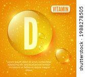 packaging design for vitamin... | Shutterstock .eps vector #1988278505