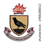 coat of arms of dublin county ... | Shutterstock .eps vector #1988288012