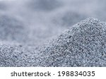 poppyseed background or texture ... | Shutterstock . vector #198834035
