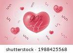 90 percent discount. 90  off.... | Shutterstock .eps vector #1988425568