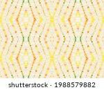 yellow abstract spot. geo pink... | Shutterstock . vector #1988579882