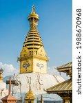 Swayambhunath Or Monkey Temple...