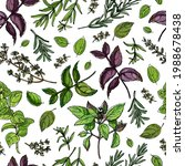 seampless pattern vector color... | Shutterstock .eps vector #1988678438