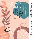 abstract art cover pattern flat ...   Shutterstock .eps vector #1988682695