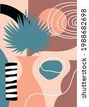 abstract art cover pattern flat ...   Shutterstock .eps vector #1988682698