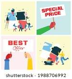 vector illustration of... | Shutterstock .eps vector #1988706992