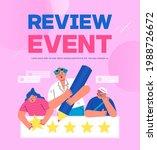 shopping event illustration....   Shutterstock .eps vector #1988726672