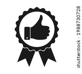recommend graphic icon. high...   Shutterstock .eps vector #1988730728