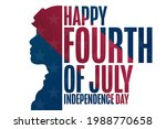 happy independence day. 4th of... | Shutterstock .eps vector #1988770658