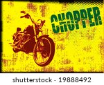 grunge vector background with... | Shutterstock .eps vector #19888492
