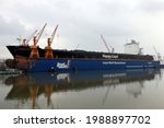 The Container Ship Quebec...