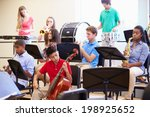 Pupils Playing Musical...