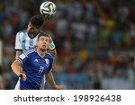 rio de janeiro  brazil   june... | Shutterstock . vector #198926438