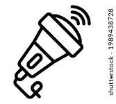 medical ultrasound diagnostic...   Shutterstock .eps vector #1989438728