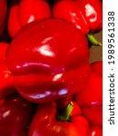Stock Foto Bulgarian Pepper ...