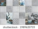 Colorful Digital Wall Tiles New ...