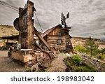 Jerome Arizona Ghost Town Mine...
