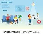 animal hospital  veterinary...   Shutterstock .eps vector #1989942818
