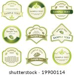 design elements | Shutterstock .eps vector #19900114