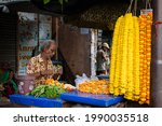 An Indian Unidentified Seller...