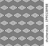 seamless op art pattern with 3d ...   Shutterstock .eps vector #1990138988
