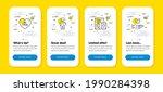 vector set of social media ...