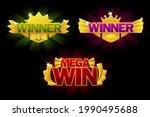 screen winner  mega win gold...