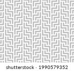 abstract geometric pattern with ... | Shutterstock .eps vector #1990579352