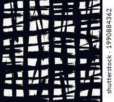 paint brush strokes seamless... | Shutterstock .eps vector #1990884362