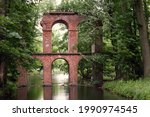View Of The Aqueduct On The...