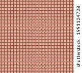 abstract cross pattern... | Shutterstock .eps vector #1991124728