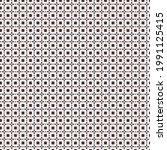 abstract cross pattern... | Shutterstock .eps vector #1991125415