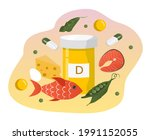 vector hand drawn illustration... | Shutterstock .eps vector #1991152055