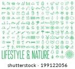 Lifestyle   Nature Icons