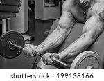 gym workout | Shutterstock . vector #199138166