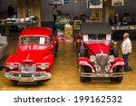 Постер, плакат: Oldtimers Chrysler Imperial Series