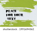 abstract creative ink header....   Shutterstock .eps vector #1991694362