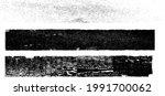 grunge paint roller . vector...   Shutterstock .eps vector #1991700062
