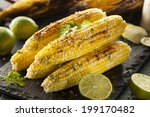Delicious Grilled Mexican Corn...