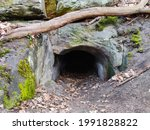 Cave Entrance Seen From The...