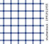 plaid pattern windowpane in... | Shutterstock .eps vector #1991911955