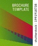 educational brochure cover.... | Shutterstock .eps vector #1991918738