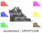 thurston county  state of...   Shutterstock .eps vector #1991971238