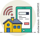 realtor mobile app concept ...