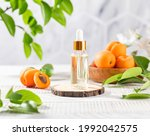 Oil With Peach Seed Extract In...