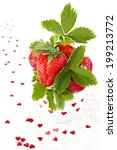 strawberry | Shutterstock . vector #199213772