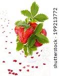 strawberry | Shutterstock . vector #199213772